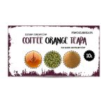 COFFEE ORANGE TEAPA - ekstrakty