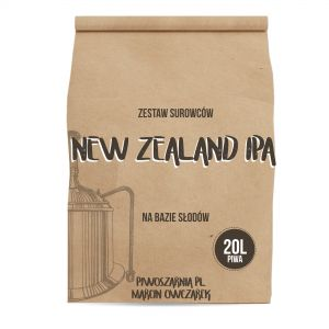 New Zealand IPA 20l - ok. 17 Blg