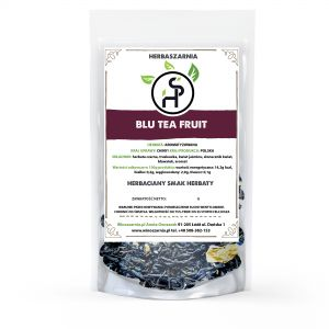 herbata czarna Blue Tea Fruit - 50g