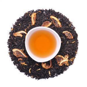 Herbata czarna EARL GREY ORANGE - 100G