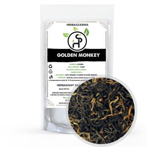 Herbata Czarna GOLDEN MONKEY 100g