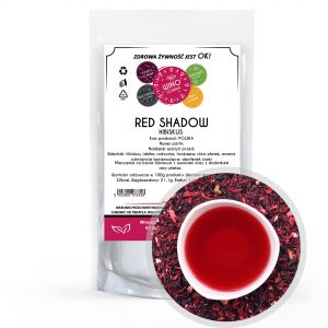 Red Shadow Hibiskus - 100g